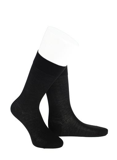Dagi Merserize Çorap Siyah